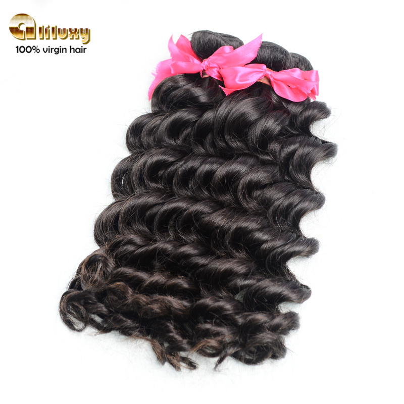AAAAAAA luxy hair cheap malaysian hair 4 pcs free shipping , wholesale hair loose wave ,machine made wefts(China (Mainland))