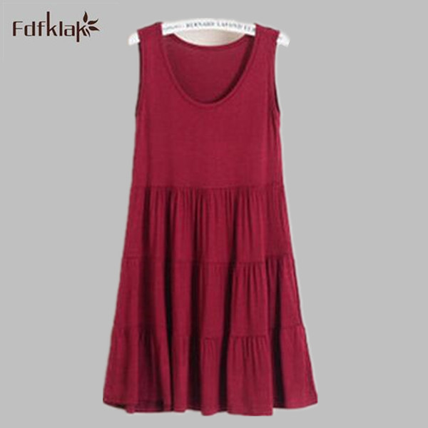 Popular Cute Cotton Summer Dresses-Buy Cheap Cute Cotton Summer ...