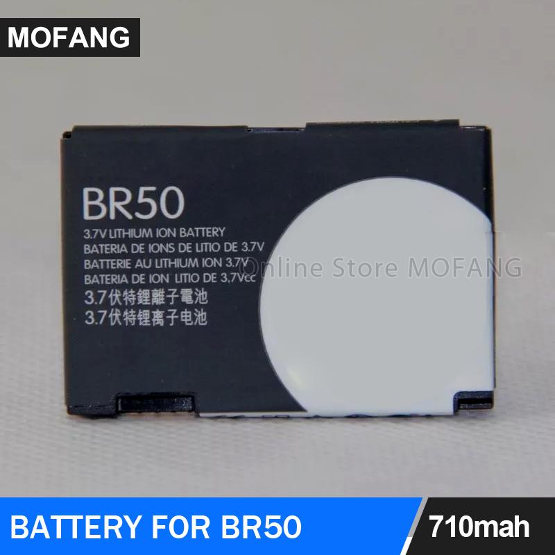 New BR50 Li-ion Mobile Phone Battery For Motorola RAZR V3/RAZR V3i/PEBL U6/PEBL V6,710mAh,High Quality(China (Mainland))