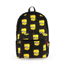 Free Shipping 2015 Fashion Hot Emoji Backpack 40% Off Printing Backpacks For Teenage Girls Canvas School Jan Sport  Backpack(China (Mainland))