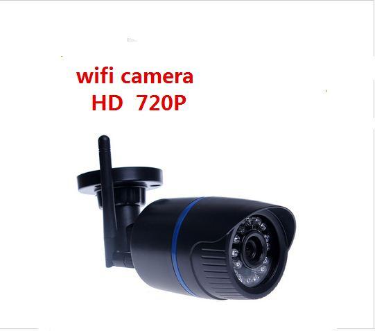 FTP Motion Detect P2P ONVIF Megapixel 720P HD 802.11b/g Wireless Wired IP Camera WifI IR Outdoor Waterproof Camera IP H.264(China (Mainland))