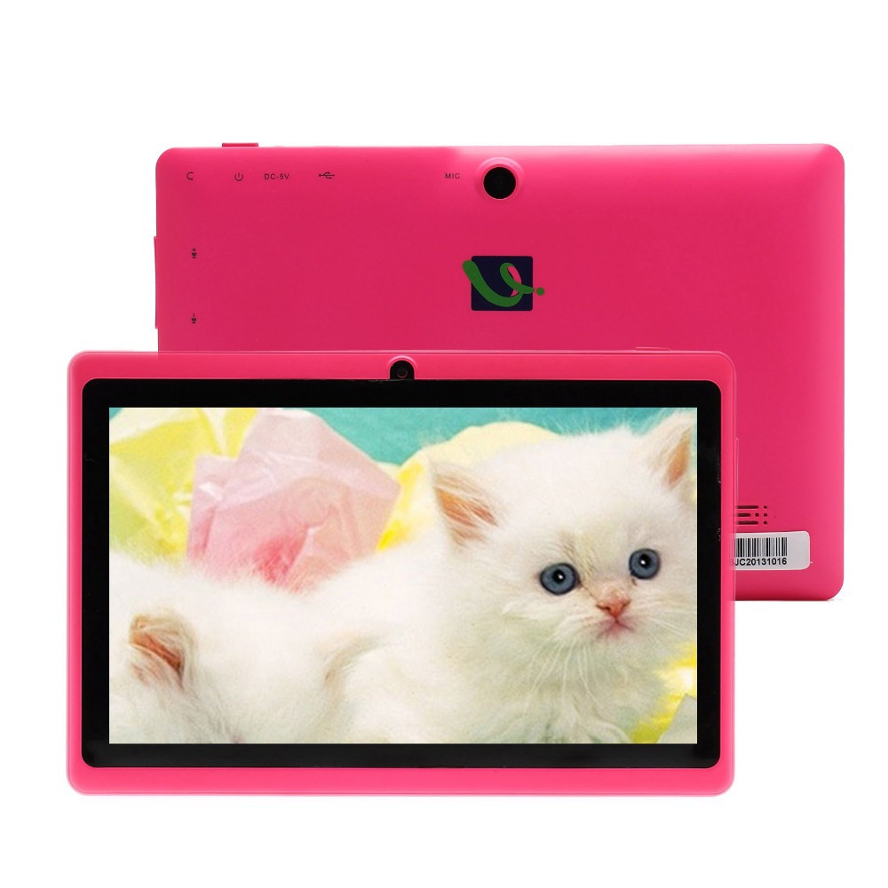 IRULU eXpro 7 Tablet PC Quad Core 8GB 16GB ROM Android 4 4 2 1024 600