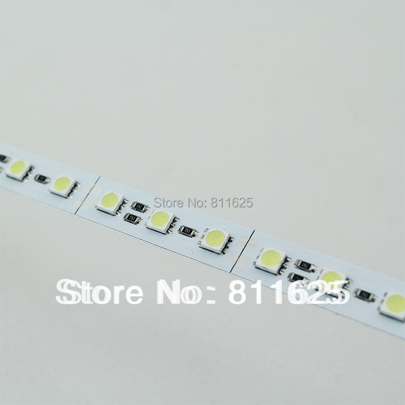 Led Bar Light 36Leds/50CM SMD 5050 Led Hard Rigid Pixels Strip Alluminium Alloy Coat Lightbar 10pcs/lot(China (Mainland))
