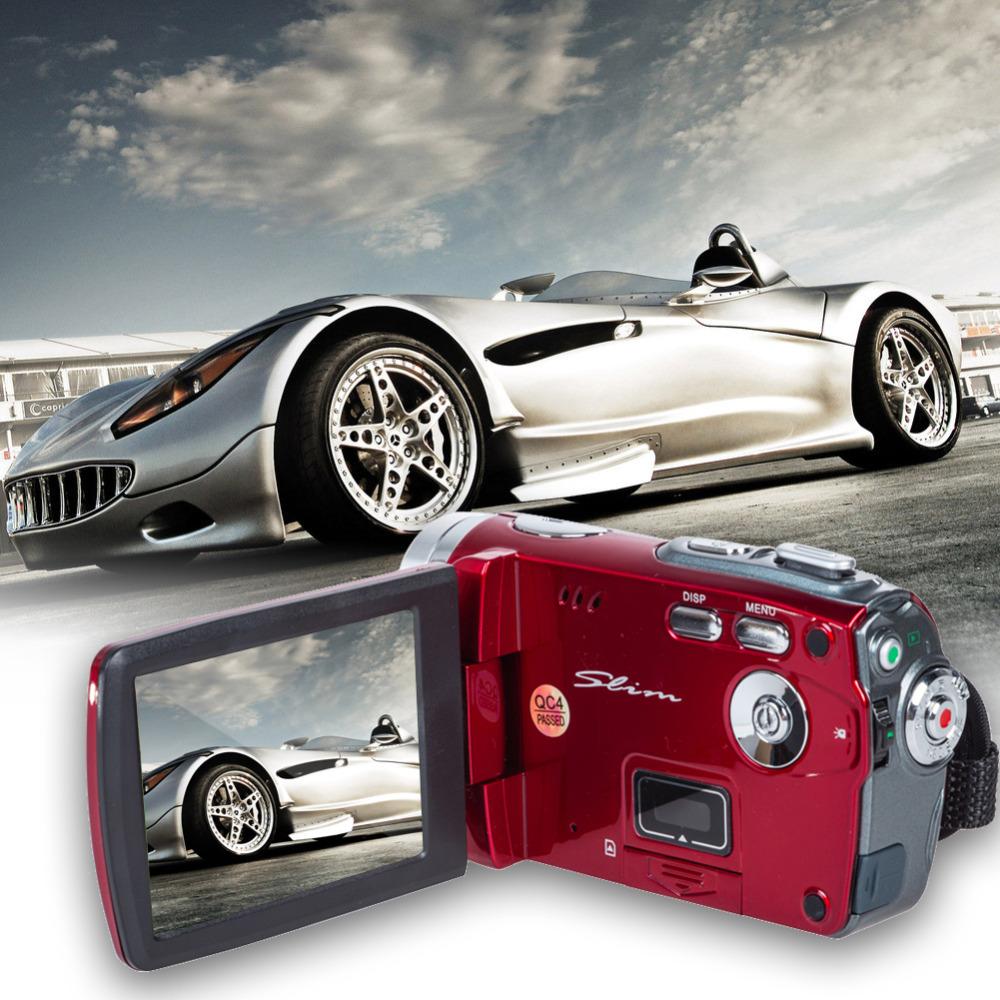 Portable HD 720P 20MP 16x Zoom Digital Video Camera Camcorder DV Anti-Shake Digital Camera Camcorder Video Recorder DV DC(China (Mainland))
