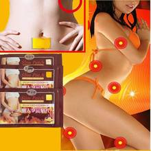 Free Shipping 10pcs 1bag Health Care Strong Efficacy Slim Patch Losing Weight Products Anti Cellulite Slimming
