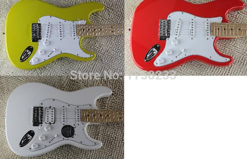 2019 Free Shipping 2015 New Arrival ON SALE F Stratocaster Sky Blue Custom Body Maple Fingerboard Electric Guitar In Stock(China (Mainland))