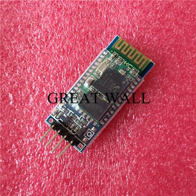 hc-06 HC 06 RF Wireless Bluetooth Transceiver Slave Module RS232 / TTL to UART converter and adapter dai(China (Mainland))