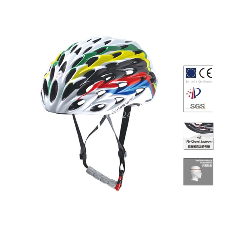 New Protected Sports Equicment for Bicycle Helmet Bike Giant Capacete De Ciclismo SV000 M/L(57-61)CM 260g Multicolor<br><br>Aliexpress