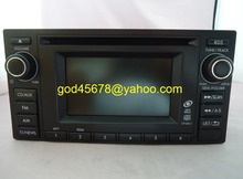 original 86201SC430 Clarion CD player PF-3304B-A for 2012 Forester OEM car radio WMA MP3 USB Bluetooth Tune(China (Mainland))