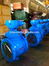 Q47H-40 DN50 Cast Steel Fixed hard sealing Ball Valve WCB 304 316 316L(China (Mainland))