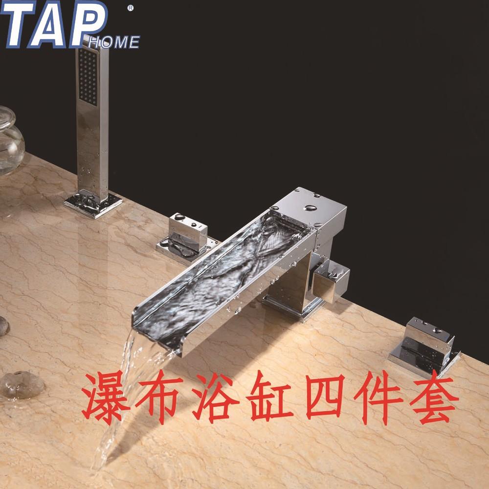 Shower faucet bathtub faucet 360 degree rotation Kaiping bathtub faucet faucet manufacturers split<br><br>Aliexpress