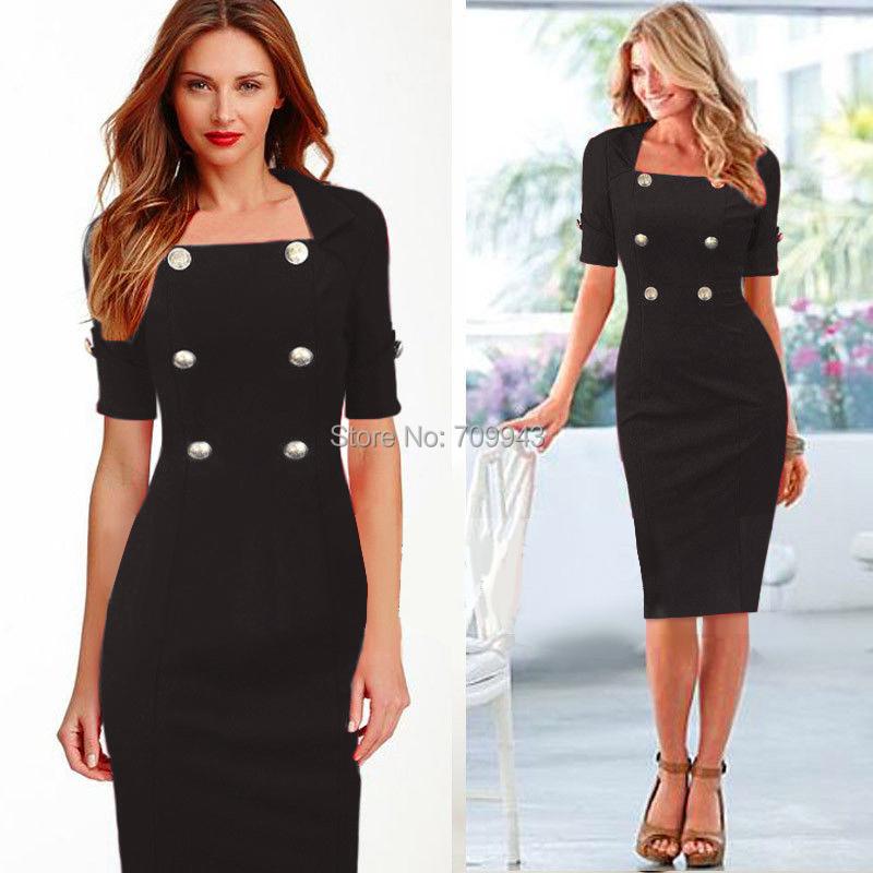 Женское платье Nice-forever 2015 Bodycon 753 женское платье nice forever 2015 v b49