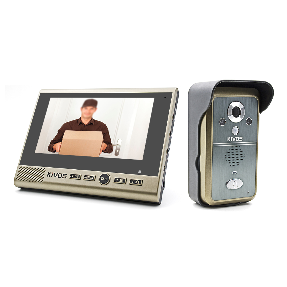 Buy wireless door intercom kdb700 1v1 for Door video camera