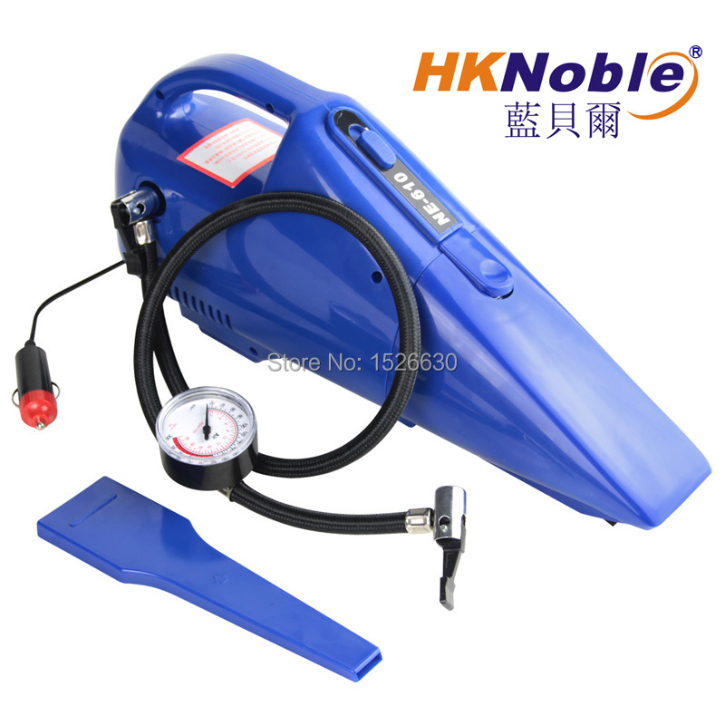 Blue bell car vacuum cleaner auto play pump car wet and dry vacuum cleaner dual(China (Mainland))
