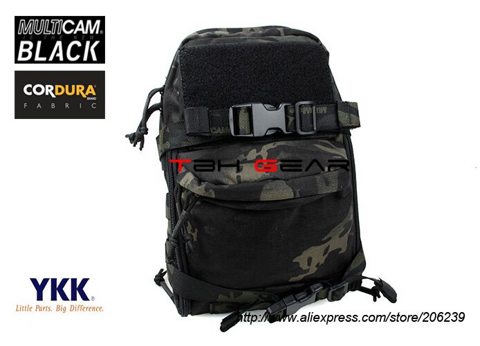TMC Mini Hydration Water Bag Multicam Black JPC Tactical MOLLE Hydration Pack+Free shipping(SKU12050147)(China (Mainland))