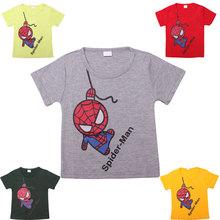 Hot Sale Children Lovely Pig T Shirts Girls Boys' t-shirts Kids Short Sleeve Tee Cotton Baby Clothing