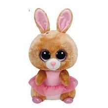 Beanie Boos Original Big Eyes Plush Toy Doll Child Birthday Husky Cat Owl Unicom  Baby 15cm WJ159(China (Mainland))