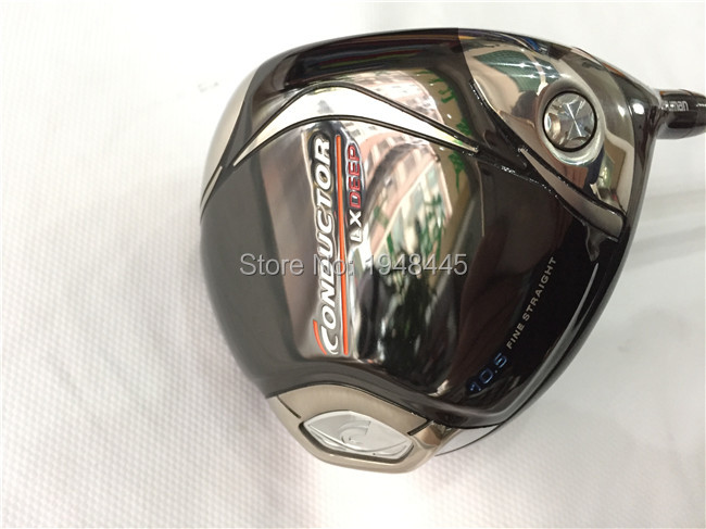 "Marman Conductor LX Deep Driver Golf Driver OEM Golf Clubs 9.5""/10.5"" Degree Regular/Stiff Flex Graphite Shaft With Head Cover(China (Mainland))"