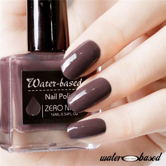 2015 Zero NaNa Summer Nail Polish Purple#2# for Kids and Pregnancy Women Easy to Remove Fashionalbe Style(China (Mainland))