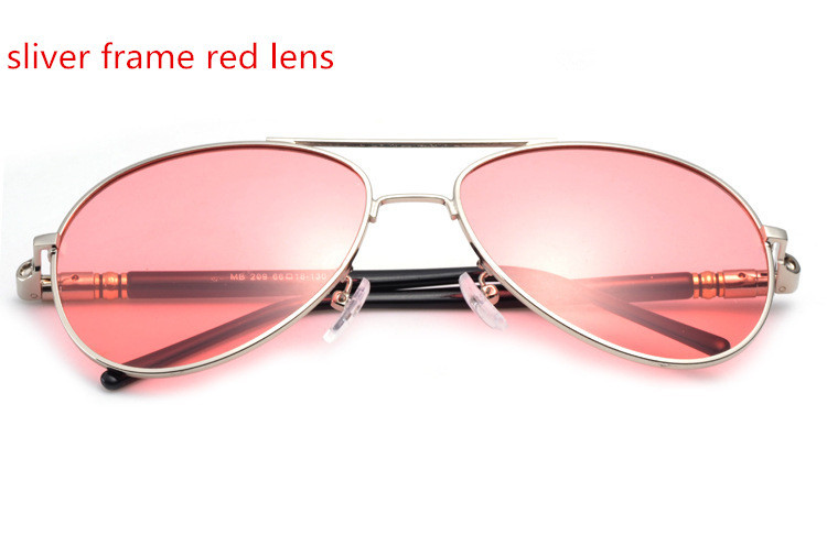 red lense sunglasses polarized brand lunette de soleil. Black Bedroom Furniture Sets. Home Design Ideas