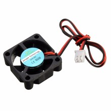 3D Printer Sleeve mini cooling Fan DC 24V Quiet 31 mm Square 31 X 31 X 11mm With 2 Pin Dupont Wire fan Cooler