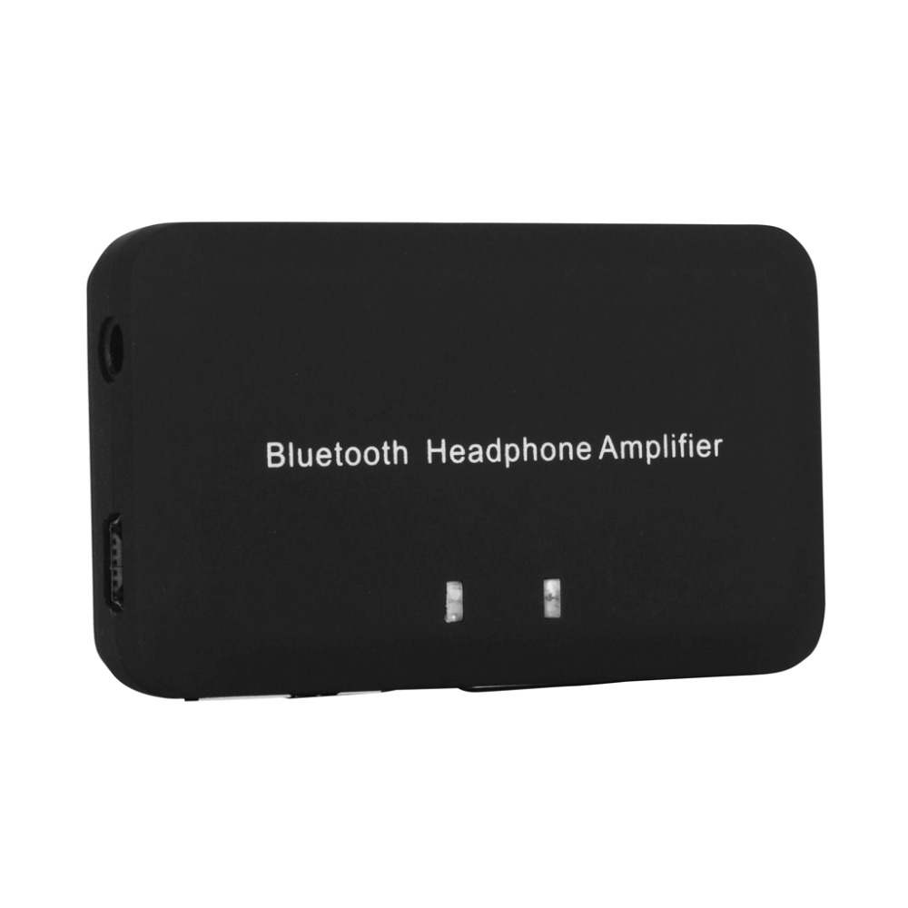 Newest Mini HIFI Bluetooth Headphone4.1 Amplifier Stereo Support Android IOS Car Audio