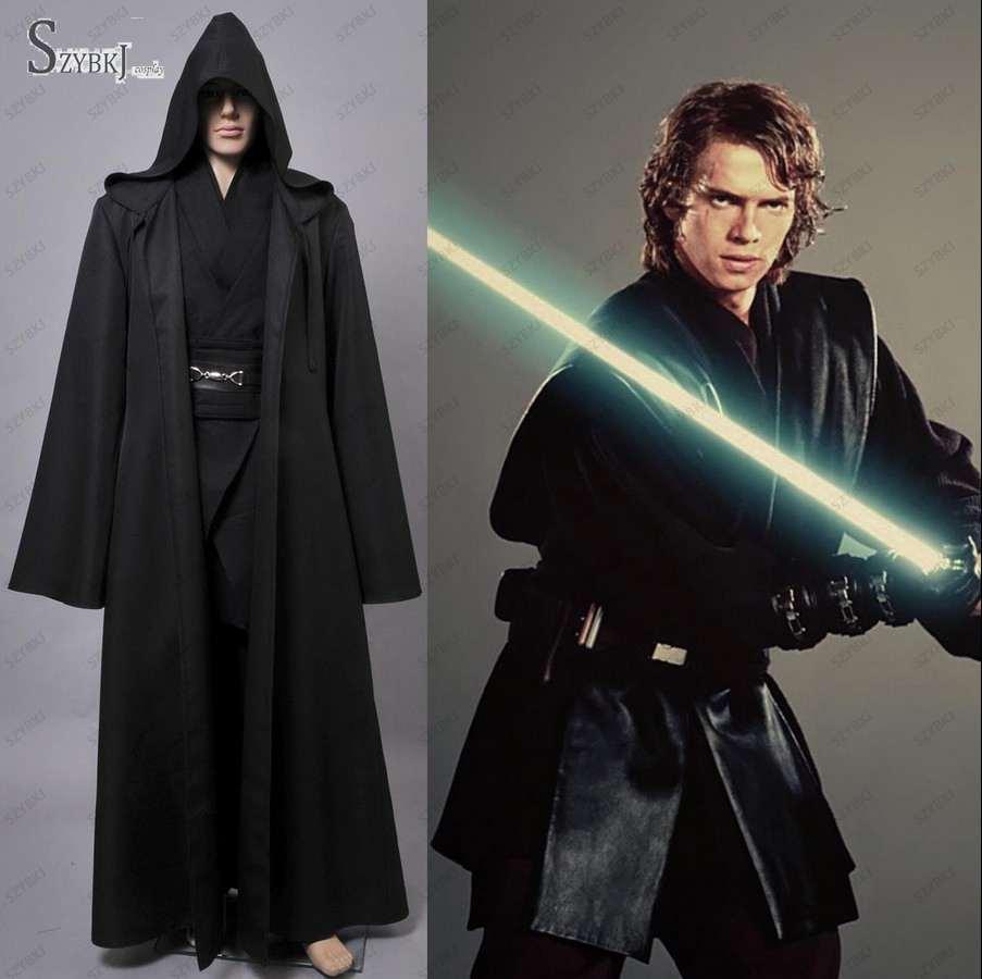 Easy Jedi Robe Tutorial by Simplistically Sassy