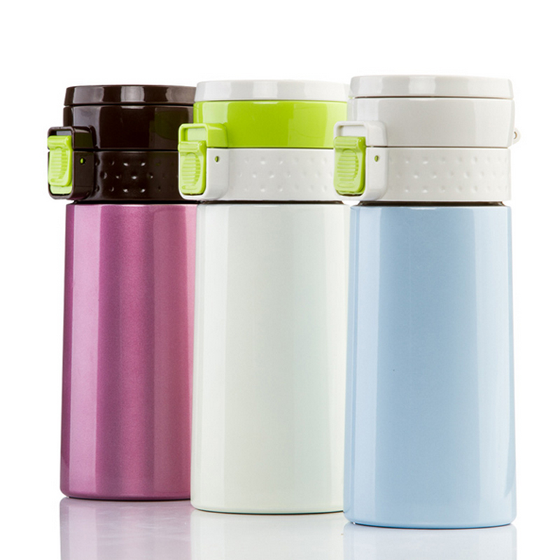 200mL Portable Vacuum Insulated Water Bottle
