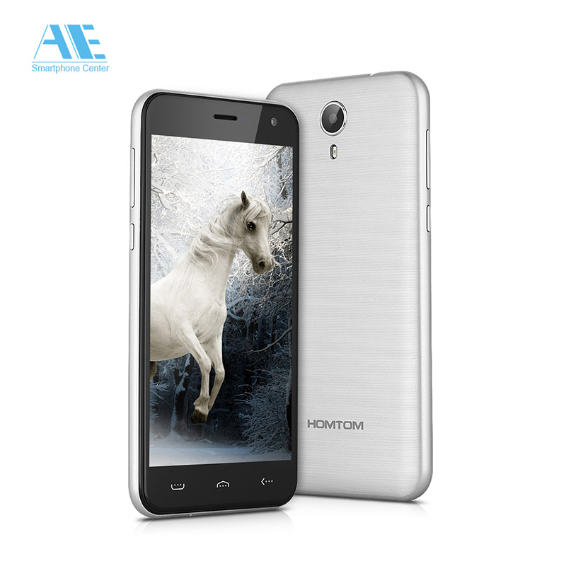 HOMTOM HT3 5.0inch Android 5.1 MTK6580 Quad Core Cell Phone,Ram 1GB+Rom 8GB Smartphone,WCDMA 3000mAh Battery Mobile Phone(China (Mainland))
