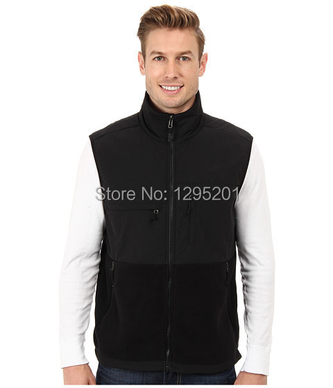 Mens Outdoor Casual Denali Fleece Vest Chaleco Hombre Sleeveless Jacket Veste Homme Colete Masculino Waistcoat - Fashion-Lover store