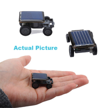 Solar Power Mini Toy Car Racer Educational Gadget(China (Mainland))