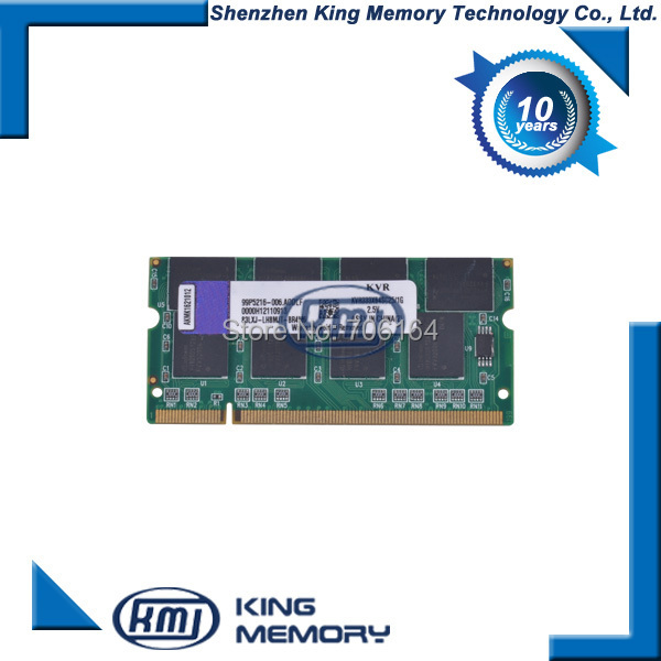 KTS Ram ddr1 1gb 333 sodimm pc2700 200pin CL2.5 compatible with AMD &amp; Intel for laptop and Notebook<br><br>Aliexpress