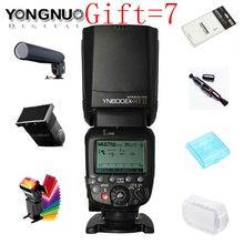 Buy Original YONGNUO YN600EX-RT II 2.4G Wireless HSS 1/8000s Master TTL Flash Speedlite Canon Camera 600EX-RT YN600EX RT II for $112.80 in AliExpress store