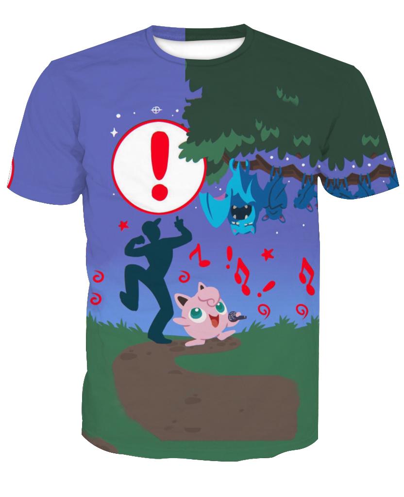 Online buy wholesale pokemon factory from china pokemon for Custom t shirts international shipping