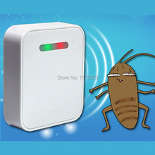 AC220V 50HZ Electronic Ultrasonic cockroach Repeller,home insect Pest control,Free Shipping J16270(China (Mainland))