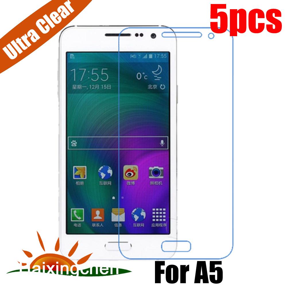 Защитная пленка для мобильных телефонов Samsung A5 аккумулятор для мобильных телефонов hong kong toshimichi kpt a5 a58 a5 a58