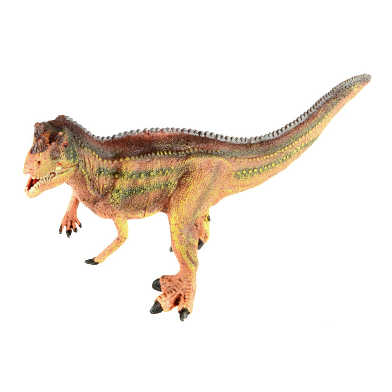 Starz Hollow Jurassic World Allosaurus Plastic Animals Toys Dinosaur Model Action Figures Boys Gift(China (Mainland))