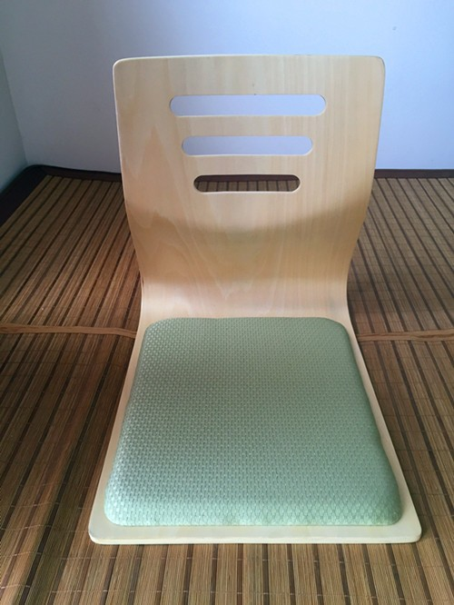 2018 Japanese Floor Legless Chair Design Tatami Seat With