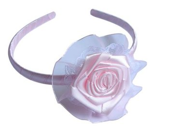 Wholesale 24pcs/lot Ladies' Rose FlowerHairband,Head band,Hair accessory,Freeshipping