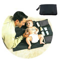 Hot portable baby changing pad diaper changing mat waterproof nursing pad baby care newborn foreign trade