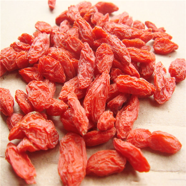Chinese NingXia Lycium Barbarum 300g Dried Wolfberry Fruit Medlar Natural Organic Food