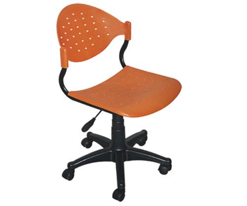 ergonomic boss lift chair curvy style office chair modern revolving chair fixed pedestal base(China (Mainland))