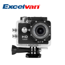 Excelvan Y8 Action Camera 30M Waterproof Camera WiFi Full HD H264 1080p 12MP Video DV Sports Camera