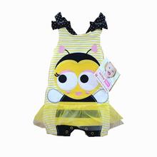 Summer Style 2015 Baby Girls Rompers Dress Ropa de bebe Newborn Next 100 Cotton Baby Carters