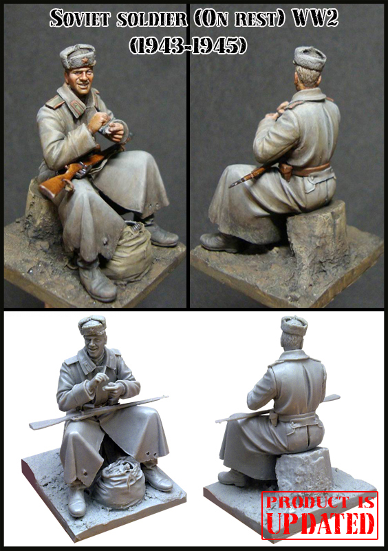 1:35 The rest of the Soviet soldiers, 43-45<br><br>Aliexpress