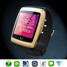 Новый! wifi андроид смарт часы наручные часы smartwatch монитор сердечного ритма фитнес трекер шагомер для Sumsang галактики передач 2