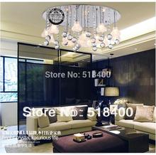 Name Brand New Arrival  Modern Luxury Fashion  Drawing Room Bedroom Crystal Ceiling Chandelier Light 60cm Diameter Light(China (Mainland))