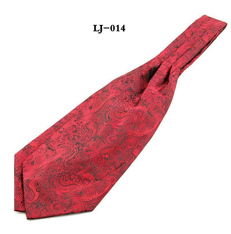 leisure tie for men dress shirt men's ascot cravat suit accessories necktie brand neckwear man wide ties 20pcs/lot
