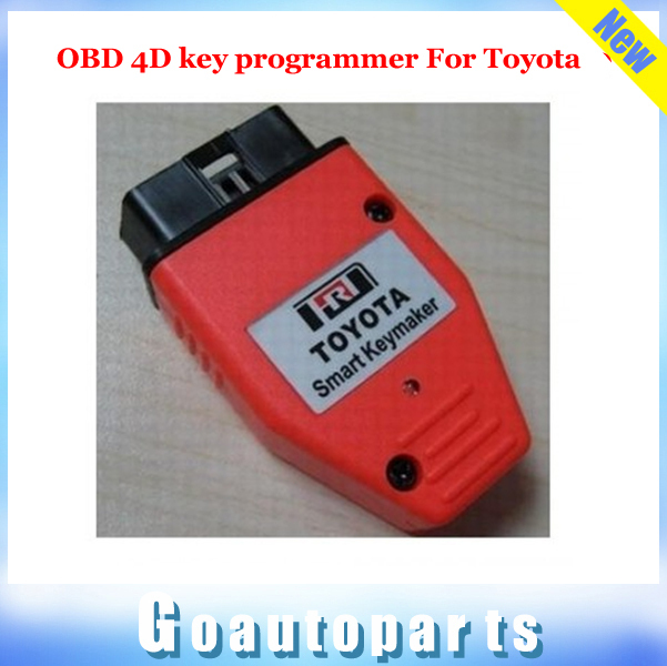 2015 New Release Car key maker OBD 4D key programmer For Toyota support K line and CAN-BUS protocols(China (Mainland))