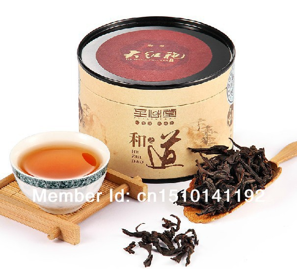 Top grade Chinese Da Hong Pao Big Red Robe oolong tea antifatigue Hung clovershrub wulong healthy care dahongpao - JELLY BEAUTY STORE store